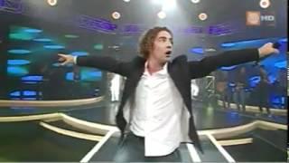 "DAVID BISBAL canta ""Ave Maria"" en estreno de OPERACIÓN TRIUNFO PERU"