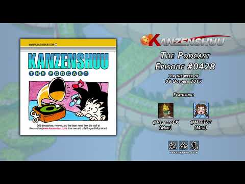 Kanzenshuu - The Podcast: Episode #0428 -- Arcade Cabinet, Old Reviews, & Quick DBS Reactions