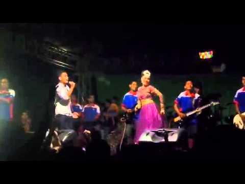 Sasak YANG live konser Erny & Fauzul