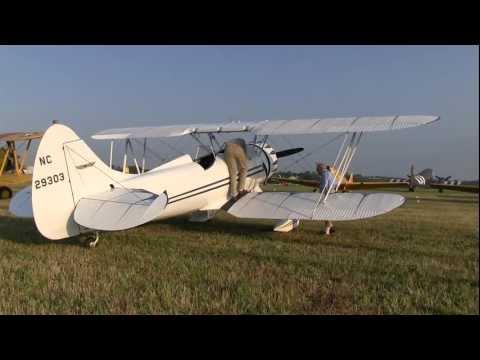 Livingston County, NY flyover