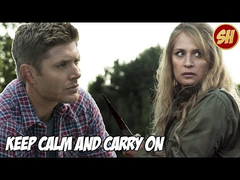 SUPERNATURAL STAFFEL 12 EPISODE 1 REVIEW | Keep Calm And Carry On | Serienheld