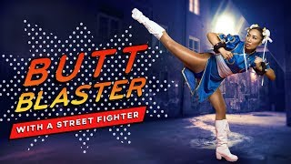 KICK BUTT BLASTER | PIIT28 Street Fighter Inspired Workout