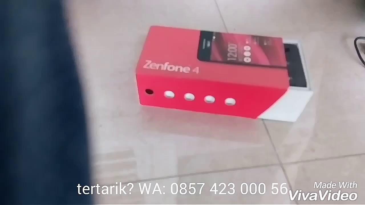 Dijual ASUS ZENFONE 4C T00Q LCD KENA JERET2 RUSAK