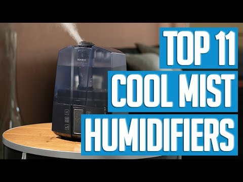 Best Cool Mist Humidifers 2019 | TOP 11 Cool Mist Humidifer 🌟