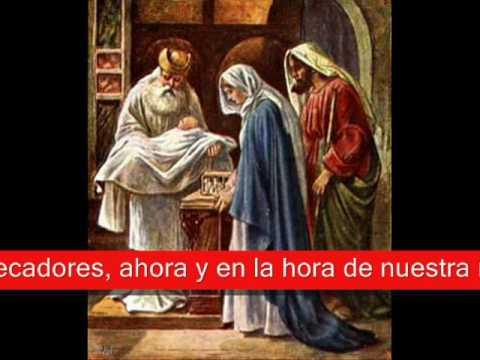 El Santo Rosario: Cuarto Misterio Gozoso - La Presentación