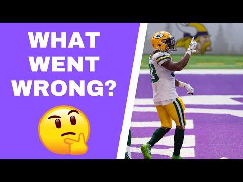 Minnesota Vikings Vs. Green Bay Packers: What Went Wrong?