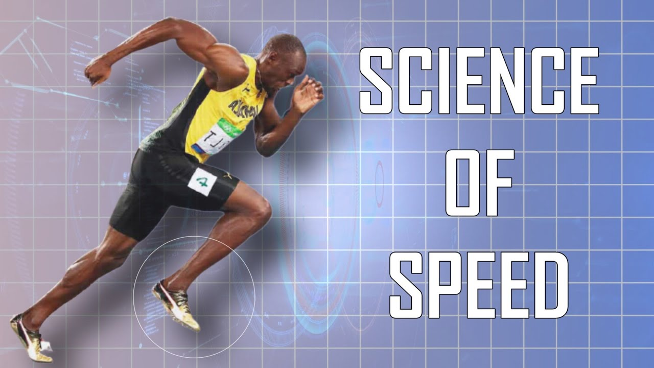 The Laws of Sprint Speed