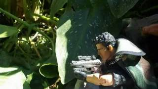 ACTION MAN STOP MOTION CALL OF DUTY