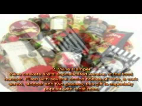 Types of Gift Hampers