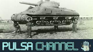TOP 10 Extrañas Armas Usadas en la Segunda Guerra Mundial