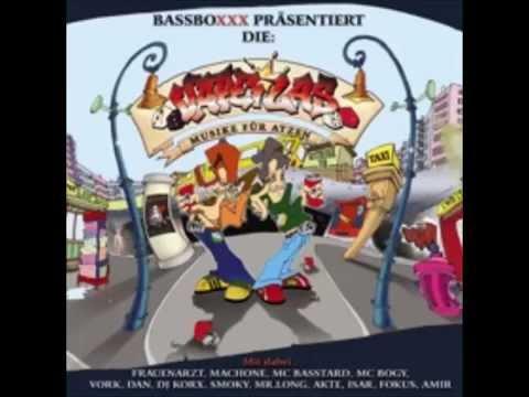 Die Vapeilas - Musike Für Atzen  (2004)