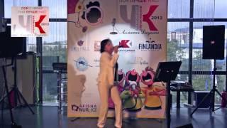 Rolling In The Deep - Падение в пропасть(В Алматы 21 июля 2013 года, в караоке баре «Skyfall» состоялся 8-й чемпионат караокеров