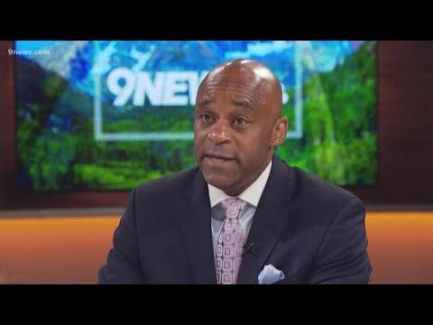 Denver Mayor Michael Hancock speaks about runoff election