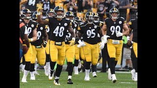 PITTSBURGH STEELERS BEST PLAYS BY EACH PLAYER ( So Far)