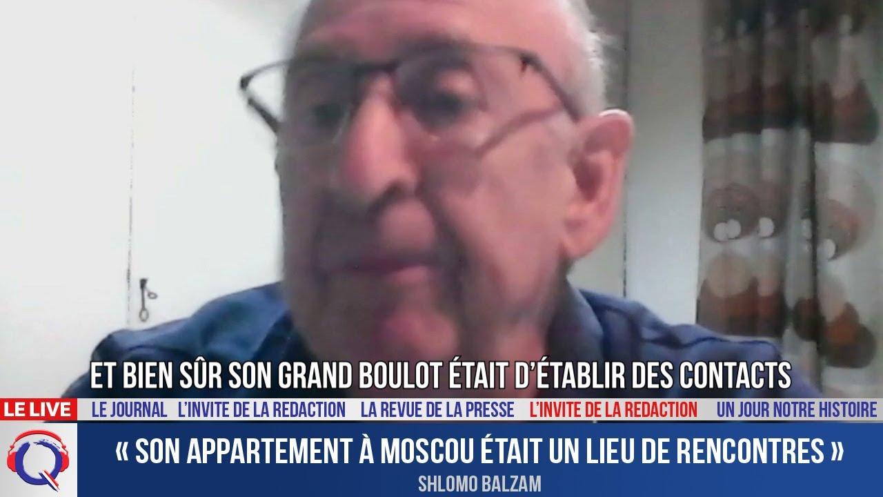 «Son appartement à Moscou était un lieu de rencontres» - L'invité du 17 septembre 2021
