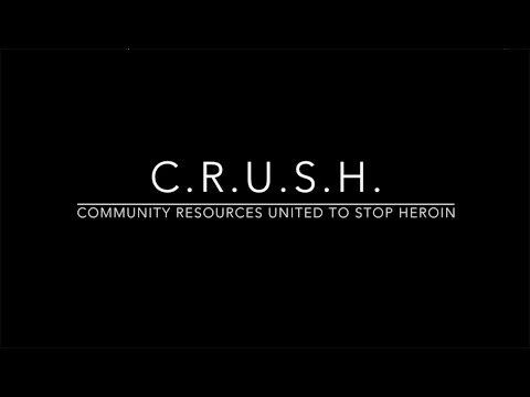 CRUSH opiate epidemic in Dubuque