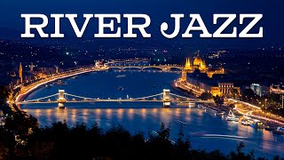 Night River Jazz - Soothing Background Chill Music: Relaxing Jazz For Sleep, Work, Study