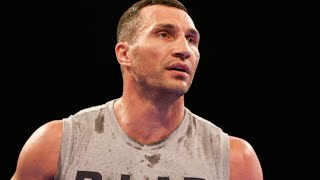 Wladimir Klitschko Considering Signing 3 Fight Deal w/ DAZN?   Coming Back For Fury & AJ Rematches?