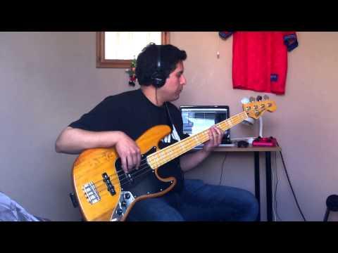 Santana - Hope You're Feeling Better Bass Cover