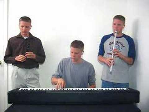 Tin Trio -
