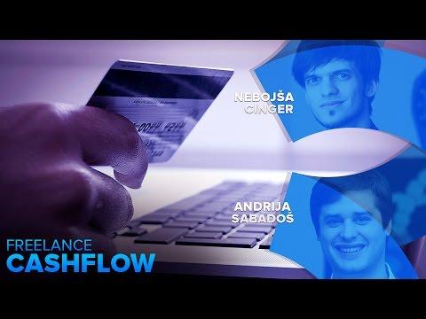 Freelance Cashflow - prijem novca iz inostranstva