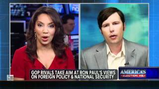 Ron Paul advisor Jack Hunter on FOX News talking foreign policy 12/29/11