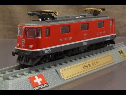 模型 スイス国鉄 Re420形 電気機...