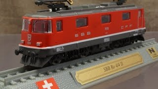 模型 スイス国鉄 Re420形 電気機関車 1/160 Nゲージ