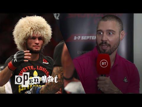 Смотреть клип Open Mat: UFC 242, Khabib v Poirier breakdown, Masvidal v Diaz look ahead - Full episode онлайн бесплатно в качестве