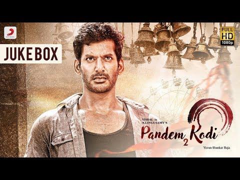 Pandem Kodi 2 - Juke Box (Telugu) | Vishal, Keerthi Suresh | Yuvanshankar Raja | Lingusamy