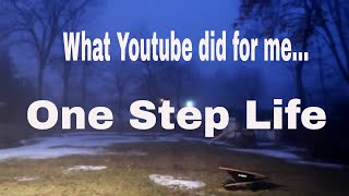 The Inspiration of Youtube: One Step Life: A JAYDN Short Film