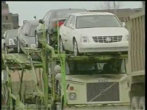 GM Slashes More Jobs, Plants