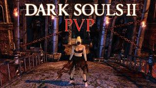 Dark Souls 2 - Brotherhood of Blood PVP Gameplay #5 (PC) (HD)