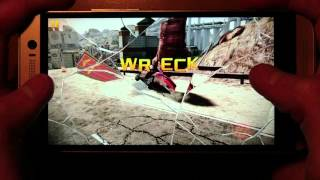 HTC One (M8) - Asphalt 8 - Gameplay / Test