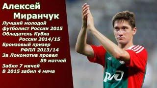 Алексей Миранчук лучший молодой футболист России 2015  . Все голы 2015 года