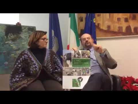 Intervista con Aurelio Pace (consigliere regionale) - dicembre 2017.