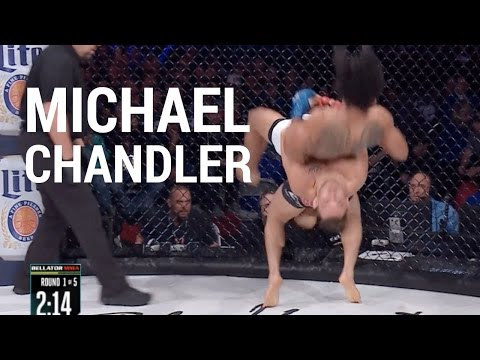 Michael Chandler Reflects on Benson Henderson Win, Wants Josh Thomson Next