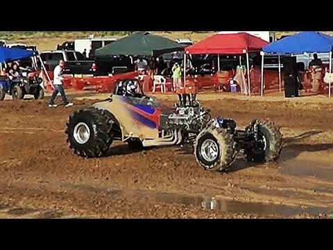 New Mexico Mud Racing - Super Modified Class Belen, NM 2014