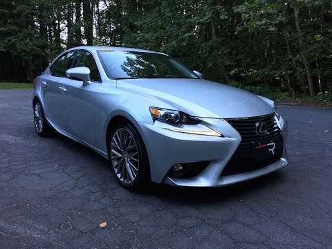 2016 Lexus IS300 – Redline: Review