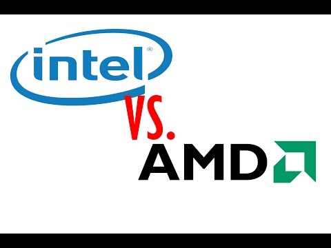Intel vs AMD: Why I have an AMD based system