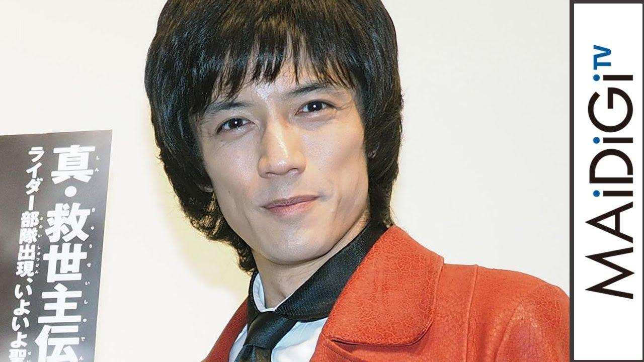 """仮面ライダー555""""半田健人、ファンの熱い支持に「乾巧として生きていく ..."""
