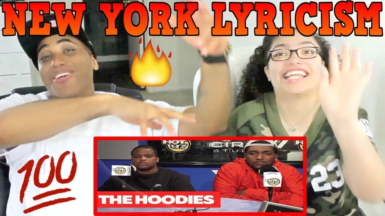 11 YEAR OLD SNAPPED !!!! THE HOODIES FREESTYLE ON FLEX | #FREESTYLE082 REACTION | NEW YORK HOT 97