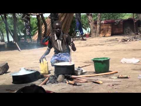 South Sudan - In fishing camps of the Sudd - Bor to Dhiam Dhiam