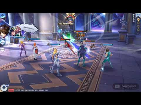 Saint Seiya Awakening: Knights of the Zodiac Gameplay   NINTENDO SWITCH LITE GIVEAWAY! from YouTube · Duration:  7 minutes 22 seconds