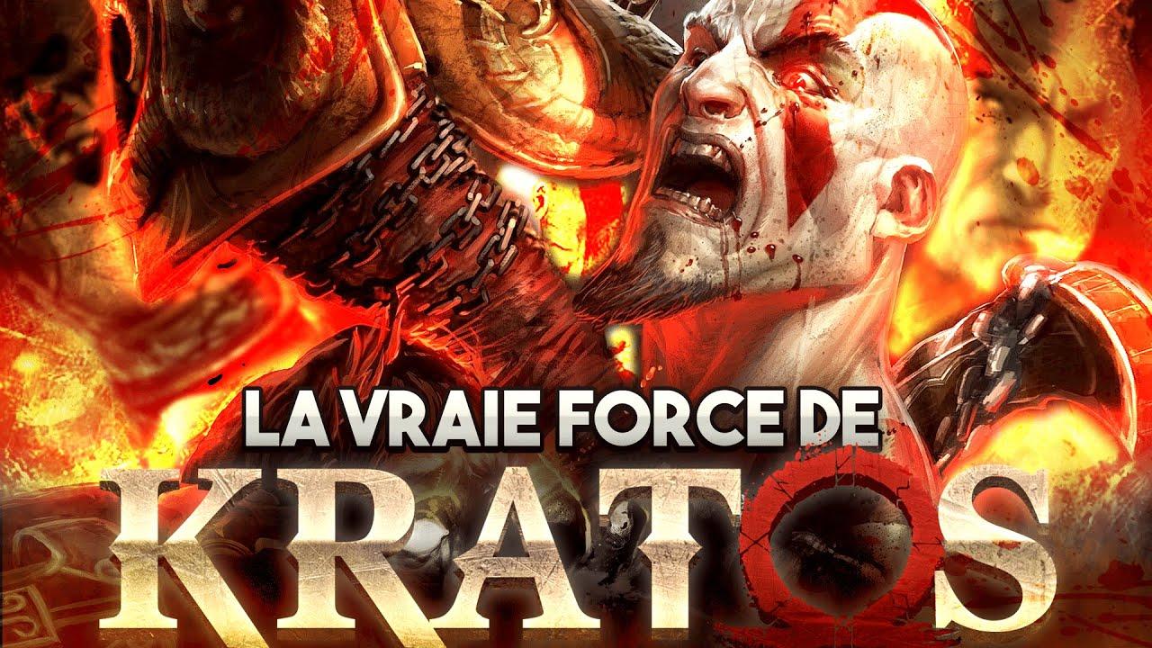 Download LA VRAIE FORCE DE KRATOS !!!