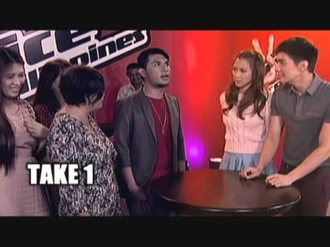 Humfrey Nicasio tries acting on Voice PH