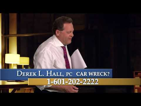 Motor vehicle Accident Attorney - Mississippi Personal Injury Law Firm | Derek L. Hall, PC