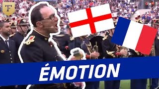 Gambar cover France - Angleterre : L'émouvant Don't look back in anger (Oasis)