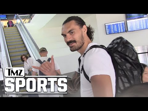 Steven Adams: Melo to OKC Would Be 'Awesome,' But ... | TMZ Sports
