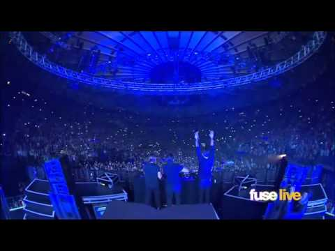 Swedish House Mafia LIVE from Madison Square Garden